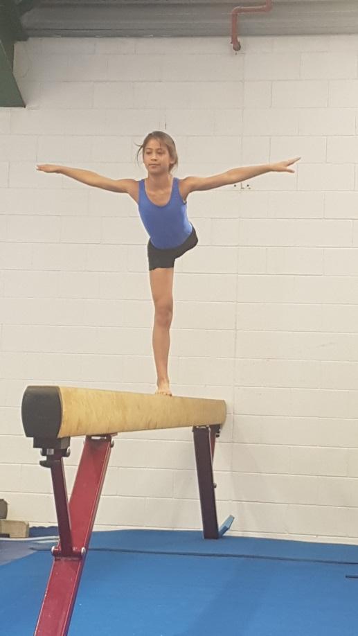 Gymnastics Aliya